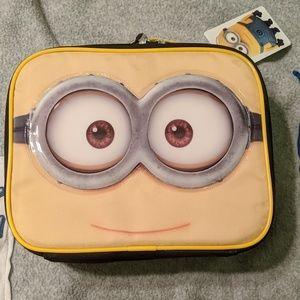 Minion lunchbox